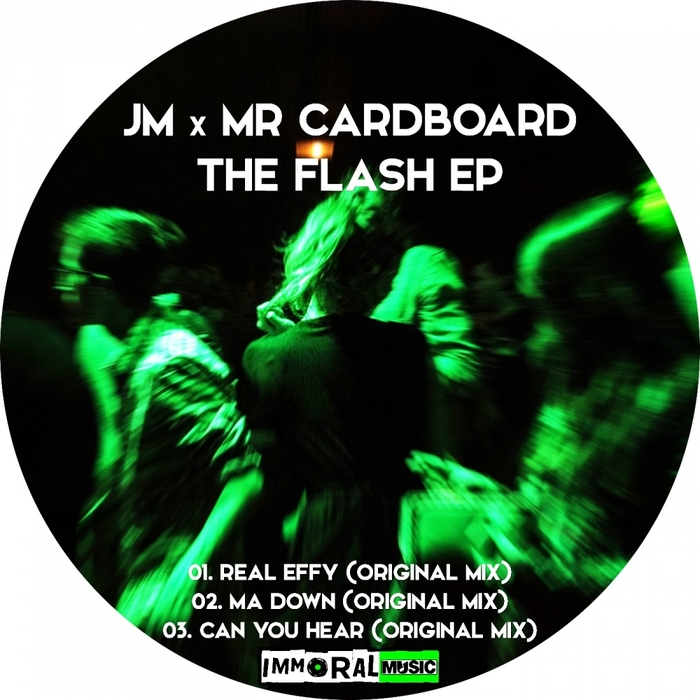JM & Mr Cardboard - The Flash [IM164]
